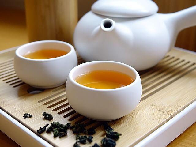 ジャスミン茶は男性にも効果的?