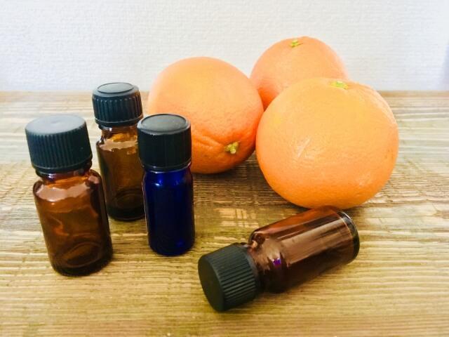 オレンジスイート精油の効果