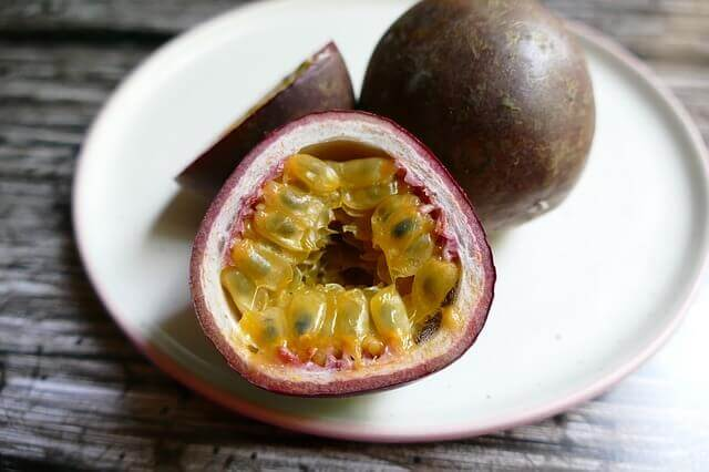 パッションフルーツの種まきや剪定